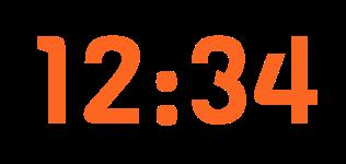 12:34 Digital
